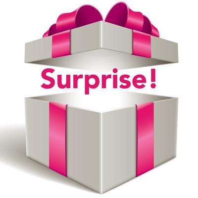 Cadeau Surprise Ajouté à Votre Commande