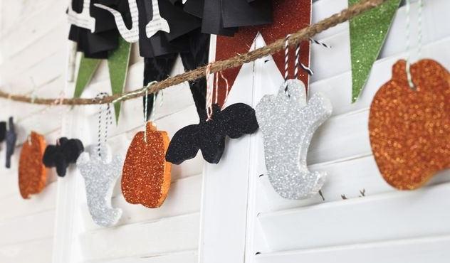 cr er des d corations halloween en p te sel solution. Black Bedroom Furniture Sets. Home Design Ideas