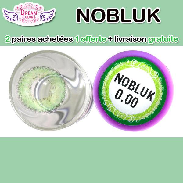 lentilles de couleur dreamcon nobluk vert lentille contact verte solution. Black Bedroom Furniture Sets. Home Design Ideas