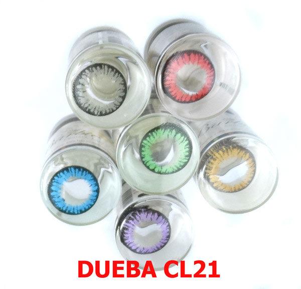 DUEBA CL21 MAUVE LENTILLE CONTACT MAUVE