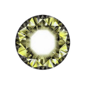 DUEBA DIAMOND OR LENTILLE CONTACT OR
