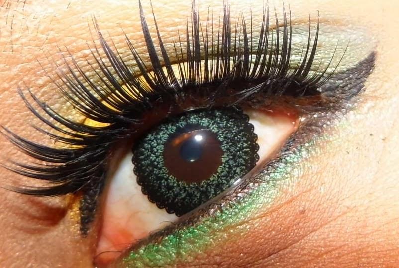lentilles de couleur dueba lace vert lentille contact verte solution. Black Bedroom Furniture Sets. Home Design Ideas