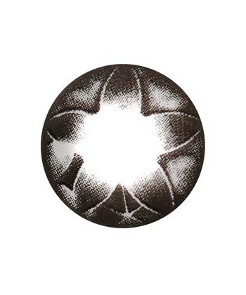 DUEBA MAPLE GRIS LENTILLE CONTACT GRISE