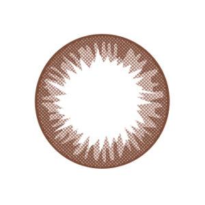 DUEBA SUNNY CHOCOLAT LENTILLE CONTACT MARRON