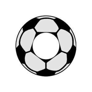 LENTILLES DEGUISEMENT DUEBA BALLON DE FOOTBALL