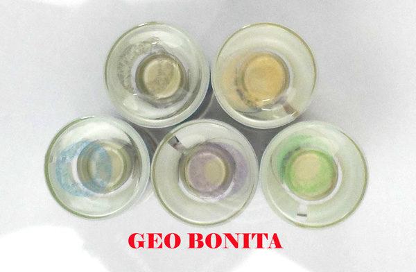 GEO BONITA VIOLET CK-501 LENTILLE CONTACT MAUVE