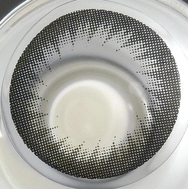 GEO MAGIC COLOR NOIR CK-109 LENTILLE CONTACT NOIRE