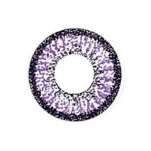 GEO COLOR NINE VIOLET AN-A41 LENTILLE CONTACT MAUVE