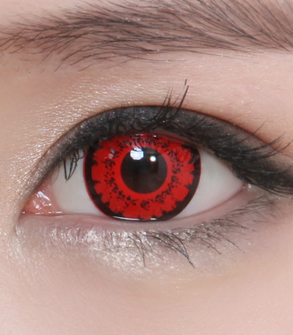 GEO CP-S7 CRAZY LENS TWILIGHT LENTILLE DEGUISEMENT HALLOWEEN