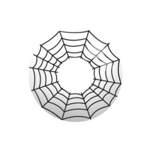 GEO SF-50 CRAZY LENS SPIDERMAN TOILE ARAIGNEE LENTILLE DEGUISEMENT HALLOWEEN