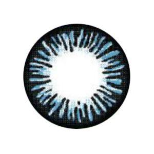 GEO FINALE SHERBET BLEU WT-A22 LENTILLE CONTACT BLEUE