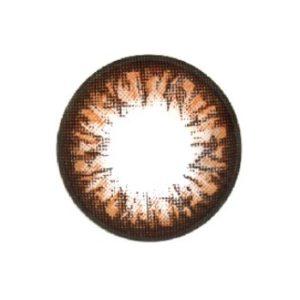 GEO GRANG GRANG CHOCO HC-246 LENTILLE CONTACT MARRON
