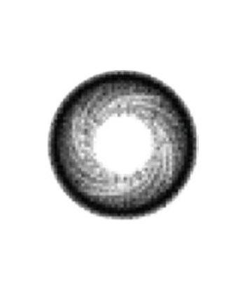 GEO HURRICANE GRIS HC-105 LENTILLE CONTACT GRISE