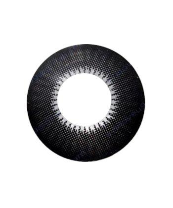GEO MAGIC COLOR NOIR WCK-113 LENTILLE CONTACT NOIRE