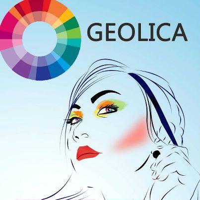 LENTILLES SOUPLES GEOLICA CELINE FL-D35 GRIS PALE