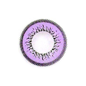 GEO OLIVE WING VIOLET OL-101 LENTILLE CONTACT MAUVE