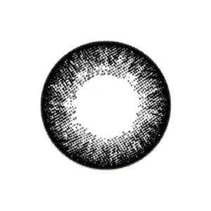 GEO STARMISH GRIS XKP-100 LENTILLE CONTACT GRISE