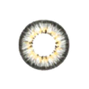 GEO PUFFY GRIS TT-305 LENTILLE CONTACT GRISE