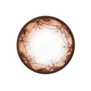 GEO AMOR RIBBON MARRON WT-B94 LENTILLE CONTACT MARRON