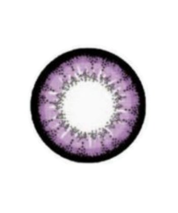 GEO SUPER ANGEL VIOLET XCM-211 LENTILLE CONTACT MAUVE