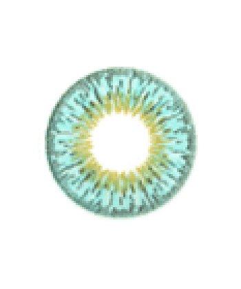 GEO TWINS BLEU  YH-302 LENTILLE CONTACT BLEUE