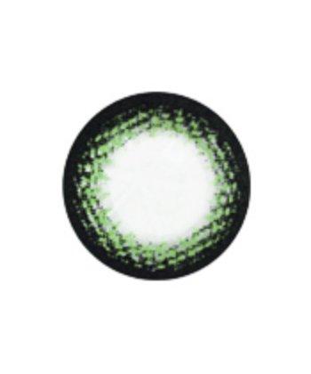 GEO 3D VERT WT-A63 LENTILLE CONTACT VERTE
