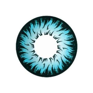 GEO ASTER BLEU WT-C12 LENTILLE CONTACT BLEUE