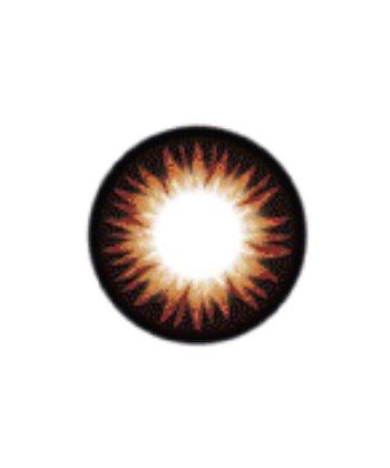 GEO XTRA BELLA MARRON WBS-204 LENTILLE CONTACT MARRON