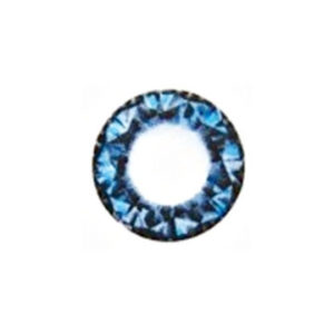 GEO DIAMOND BLEU WT-B32 LENTILLE CONTACT BLEUE