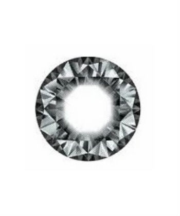 GEO DIAMOND GRIS WT-B35 LENTILLE CONTACT GRISE