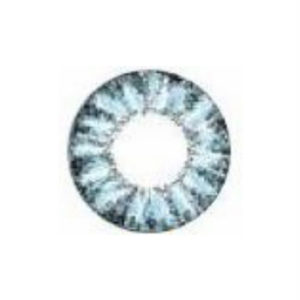 GEO CRYSTAL BLEU WI-A12 LENTILLE CONTACT BLEUE