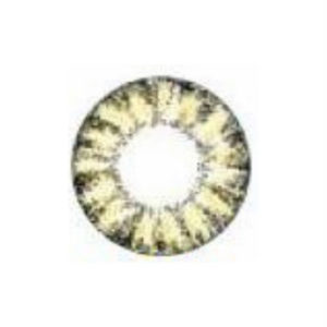 GEO CRYSTAL MARRON  WI-A14 LENTILLES CONTACT MARRON