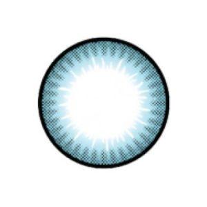 GEO ALICE BLEU WT-A52 LENTILLE CONTACT BLEUE