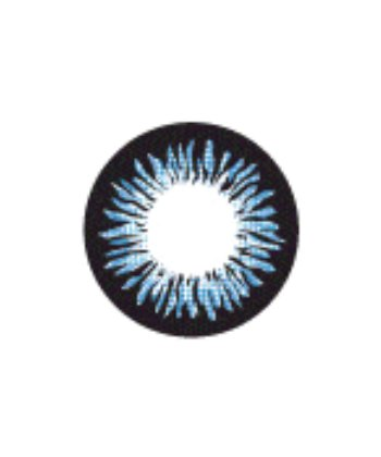 GEO MIST BLEU WT-A72 LENTILLE CONTACT BLEUE