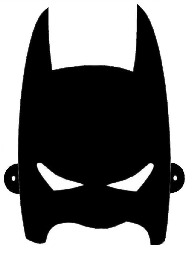 Comment faire soi m me un d guisement de batman solution - Masque chauve souris a imprimer ...