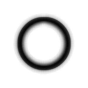 MIMI CHIC GRIS LENTILLE CONTACT GRISE