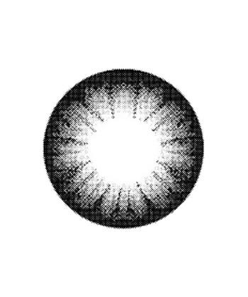 MIMI CIRCLE NOIR LENTILLE CONTACT NOIRE 14.5MM