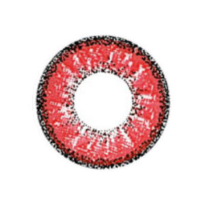 MIMI COLORNINE ROUGE LENTILLE CONTACT ROUGE
