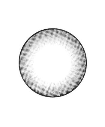 MIMI CREAMY GRIS LENTILLE CONTACT GRISE