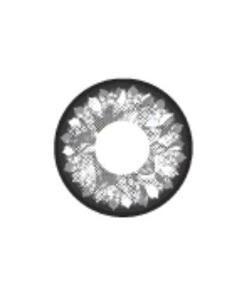 MIMI LOTUS GRIS LENTILLE CONTACT GRISE