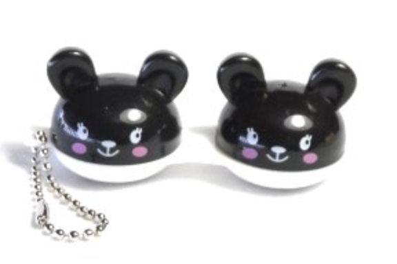 Etui Lentilles de Contact Porte-Cle Mio Friends Nano Mouse