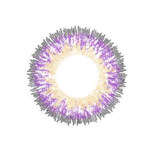 NEO VISION GLAMOUR MAUVE LENTILLE CONTACT MAUVE