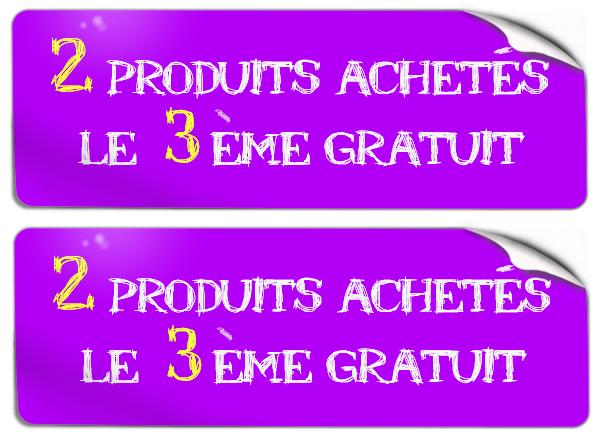 Promotion lentilles contact deux pour trois 1 produit for Site pour plan a trois