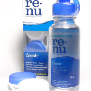 BAUSCH & LOMB RENU MULTI-PURPOSE 60 ML SOLUTION POUR LENTILLES