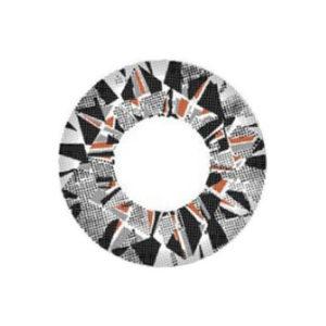 VASSEN DIAMOND 3 TONS GRIS LENTILLE CONTACT GRISE