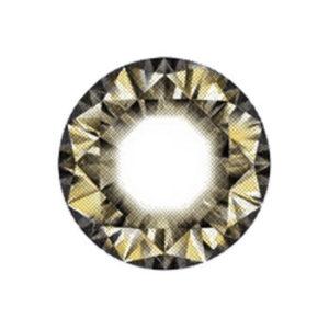 VASSEN DIAMOND MARRON LENTILLE CONTACT MARRON